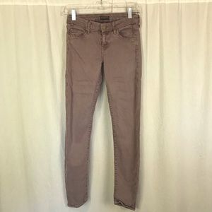 Mother The looker POP skinny Jeans
